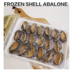 Frozen Shell Abalone 500 gram per pack