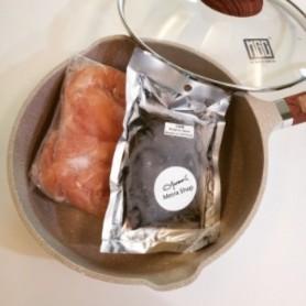 Chicken Fillet + Kong Pow Sauce