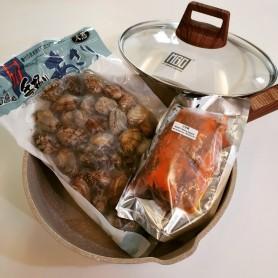 Clam + Kung Pao Sauce