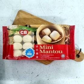 Mini Mantou Plain (20pcs per pack)